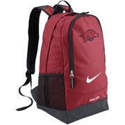 Nike Arkansas Razorbacks Large Training Backpack - Cardinal