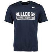 Men's Nike Navy Butler Bulldogs Basketball Legend Practice Performance T-Shirt