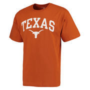 Men's Texas Orange Texas Longhorns Arch T-Shirt