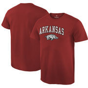 Men's Fanatics Branded Cardinal Arkansas Razorbacks Campus T-Shirt