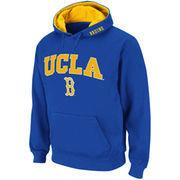 Mens UCLA Bruins True Blue Classic Arch Logo Twill Hoodie