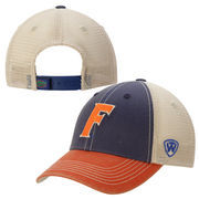 Florida Gators Top of the World Offroad Trucker Adjustable Hat - Royal Blue