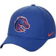 Men's Nike Royal Boise State Broncos Swoosh Performance Flex Hat