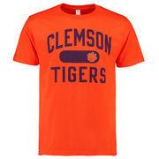 Men's Orange Clemson Tigers Athletic Issued T-Shirt