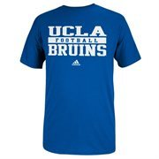 UCLA Bruins adidas Red Zone Evade Performance T-Shirt - True Blue