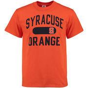 Men's Orange Syracuse Orange Athletic Issued T-Shirt