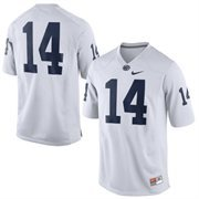 Penn State Nittany Lions Nike No. 14 Replica Football Jersey - White