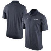 Men's Nike Navy Penn State Nittany Lions Stadium Stripe Performance Polo