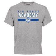 Ash Air Force Falcons Team Strong T-Shirt