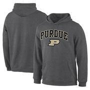 Men's Fanatics Branded Charcoal Purdue Boilermakers Campus Pullover Hoodie