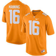 Men's Nike Peyton Manning Orange Tennessee Volunteers Alumni Football Game Jersey