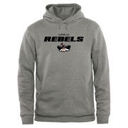 Men's Ash UNLV Rebels Big & Tall On Point Pullover Hoodie