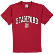 Youth Stanford Cardinal Cardinal Midsize T-Shirt