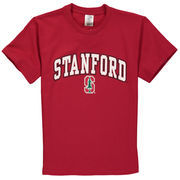 Youth Stanford Cardinal Cardinal Midsize T-Shirt