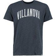 Men's '47 Brand Navy Blue Villanova Wildcats Vintage School Name Scrum T-Shirt