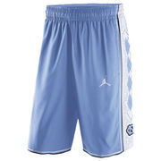 Men's Nike Carolina Blue North Carolina Tar Heels Authentic On-Court Performance Basketball Shorts