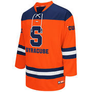 Men's Colosseum Orange Syracuse Orange Hockey Jersey