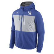 Men's Nike Royal Kentucky Wildcats 2016 Champ Drive AV15 Full-Zip Hoodie