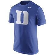 Men's Nike Duke Blue Duke Blue Devils Logo T-Shirt