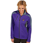 Women's Antigua Purple Northern Iowa Panthers Discover Full-Zip Jacket