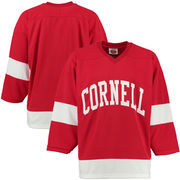 Men's Red Cornell Big Red K1 College Hockey Jersey