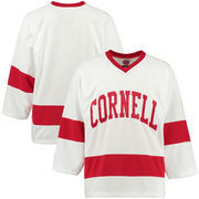 Men's White Cornell Big Red K1 College Hockey Jersey