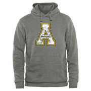 Men's Ash Appalachian State Mountaineers Classic Primary Pullover Hoodie