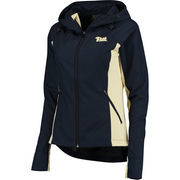 Women's Colosseum Navy Pitt Panthers Step Out Windbreaker Jacket