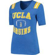 Women's Colosseum Blue UCLA Bruins Artistic T-Shirt