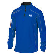 Men's Columbia Golf Royal Kentucky Wildcats Shotgun Quarter-Zip Pullover