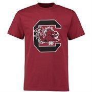 Men's Cardinal South Carolina Gamecocks Core Logo T-shirt