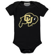 Infant Black Colorado Buffaloes Big Logo Bodysuit