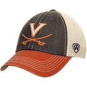 Top of the World Navy Virginia Cavaliers Offroad Trucker Adjustable Hat