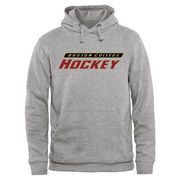 Boston College Eagles Hockey East Pullover Hoodie - Ash