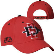 San Diego State Aztecs Top of the World Triple Threat Hat - Scarlet
