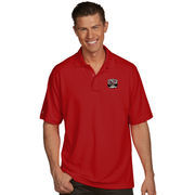 Antigua Red UNLV Rebels Pique Xtra Lite Polo