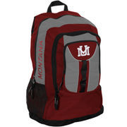 Montana Grizzlies Colossus Backpack - Black/Maroon