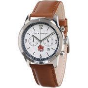 Men's Jack Mason Brand Auburn Tigers Vault Chronograph Strap Watch
