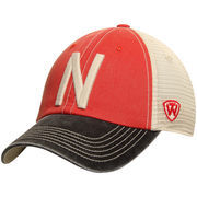 Top of the World Red Nebraska Cornhuskers Offroad Trucker Adjustable Hat