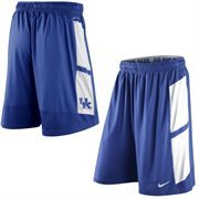 Mens Nike Royal Blue Kentucky Wildcats Varsity Fly Performance Shorts