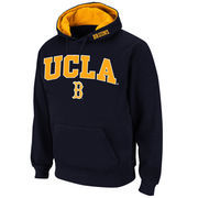 Men's Stadium Athletic Navy UCLA Bruins Arch & Logo Pullover Hoodie