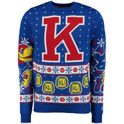 Men's Royal Kansas Jayhawks Ugly Sweater