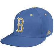 adidas UCLA Bruins True Blue On Field Fitted Hat