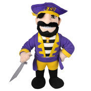 East Carolina Pirates 9'' Plush Mascot