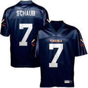 Matt Schaub Virginia Cavaliers Football Jersey - Navy Blue