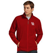 Men's Antigua Red Houston Cougars Ice Full-Zip Jacket