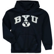 Youth Fanatics Branded Navy BYU Cougars Campus Pullover Hoodie