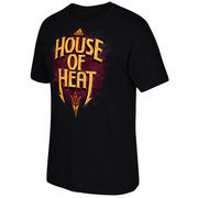 Men's adidas Black Arizona State Sun Devils Student Hot Steam T-Shirt