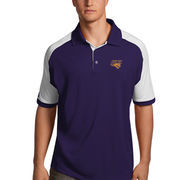 Men's Antigua Purple/White Northern Iowa Panthers Century Polo