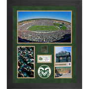 Colorado State Rams Framed 20